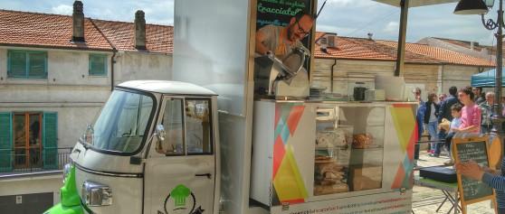 """La Cantinella Vagabonda, un'idea """"pungente"""" di street food made in Molise"""